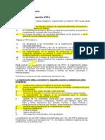 Prerrequisitos Norma ISO 22000 - Mantenimeinto y Saneamiento