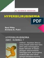 Css Hyperbilirubinemia