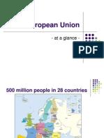 EU at a Glance
