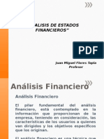 Analisis Financier o