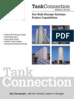 Tank Connection Dry Bulk Capabilities