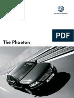 Phaeton Saloon p11d