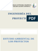 Impacto Ecológico Del Proyecto