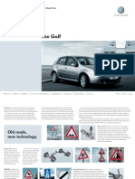 Golf Hatchback Brochure