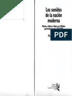 Madrid-Los Sonidos de La Nación Moderna