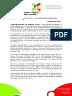 06-07-2011 Atiende Ayuntamiento a vecinos  del fraccionamiento La Loma. C377