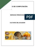 Culturas Del Ecuador.docx