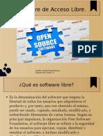 Software de Acceso Libre