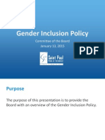 ppt gender policy presentation