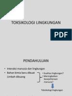 Bab 3 Toksikologi Lingk 1