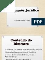 Aula 1 - Português Jurídico.ppt