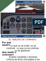 Tablero KPI Logísticos 2015v1