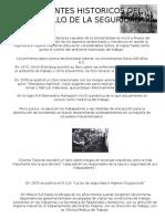 Antecedentes Historicos Del Desarrollo de La Seguridad - Copia