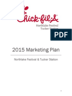 2015 marketing plan