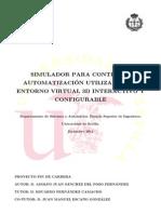 SIMULADOR PARA CONTROL Y AUTOMATIZACION UTILIZANDO UN ENTORNO VIRTUAL 3D INTERACTIVO Y CONFIGURAB.pdf