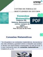 Conexões Matemáticas