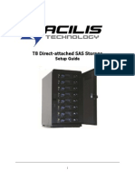 Facilis T8 Setup Guide