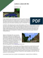 Les problemes necessitees a minecraft 3ds