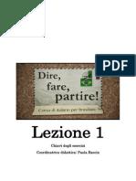 2.Dire fare partire  lezione 1 respostas.pdf