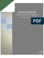 Sexto Ensayo