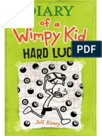 Diary Of A Wimpy Kid Book 8 Hard Luck Pdf Diary American Books