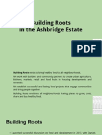 Building Roots in Ashbridge Estate