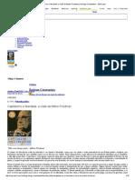 Capitalismo e Liberdade_ a gVisão de Milton Friedman _ Rodrigo Constantino - VEJA