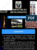Combustibles Metalurgicos