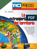Extranjerizacion Del Territorio