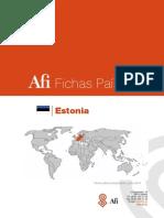 informe Estonia Afi
