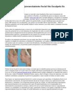 Facial Clinique, Rejuvenecimiento Facial Sin Escalpelo En Bilbao