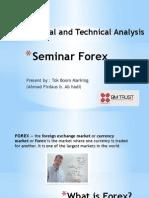 #Seminar Forex