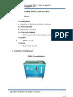 Laboratorio de Fluidos Informe Nº 5