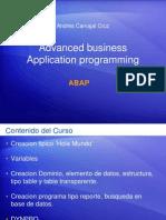 SAP – ABAP