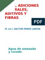 Adiciones y Fibras