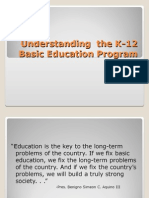 Understanding the K-12 Basic Education Program_updated 042312 (1).ppt