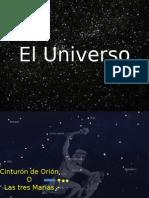 El Universo Power Point