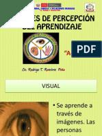 Canales de Percepción