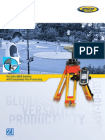 Data Sheet - Total Station Spectra Perecision ProMark 120 (Sahabat Survey)