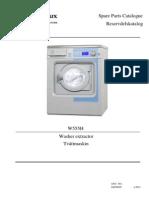 W555H Spares Manual