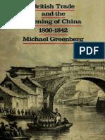British Trade and the Opening of China, 1800-42 (1951)