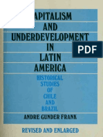 Capitalism and Underdevelopment in Latin America (1969)