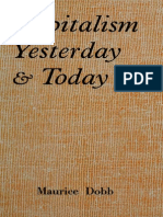 Capitalism Yesterday and Today (1962)