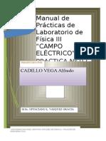 PRACTICA DE LABORATORIO N° 02 FISICA  III - 2012-MODIF
