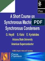 Heydt Synchronous Mach Sep03