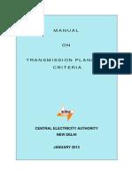 Tr Plg Criteria Manual Jan13