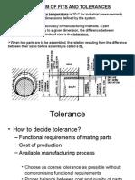 Fits&Tolerances ppt