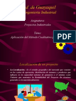 Proyectos Industriales Metodocualitativo