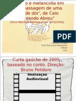 Solidão e Melancolia Caio Fernando Abreu