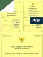 Materi Pengisian Lhkpn Model Kpk-A